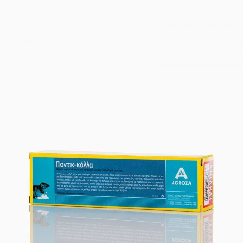 ΠΟΝΤΙΚΟΚΟΛΛA Aτοξική κόλλα για τρωκτικά, κατσαρίδες, μυρμήγκια σε σωληνάριο 135gr