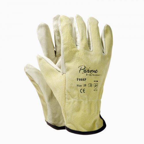 ΓAΝΤΙA 13-202020904 Γάντια δερμάτινα αδιάβροχα.