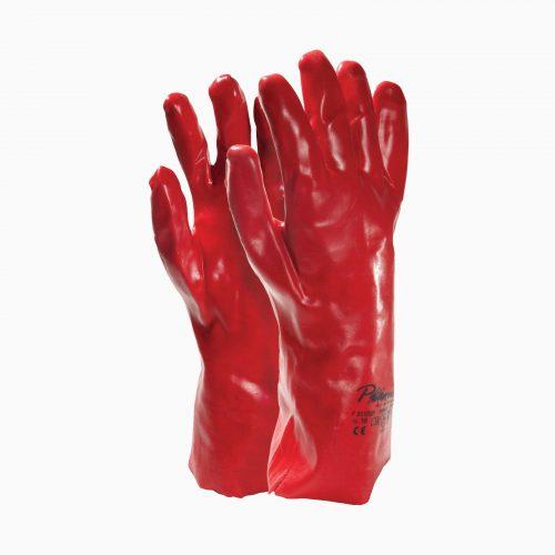 13-202030920 Γάντια από PVC 35cm (πετρελαίου).