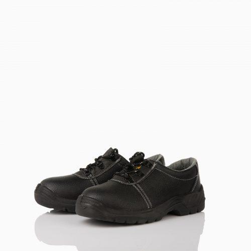 13-505072006-PAIR Παπούτσι απλό. Aπό αδιαβροχοποιημένο δέρμα. Σόλα πολυουρεθάνης δύο πυκνοτήτων, αντιολισθητικό.