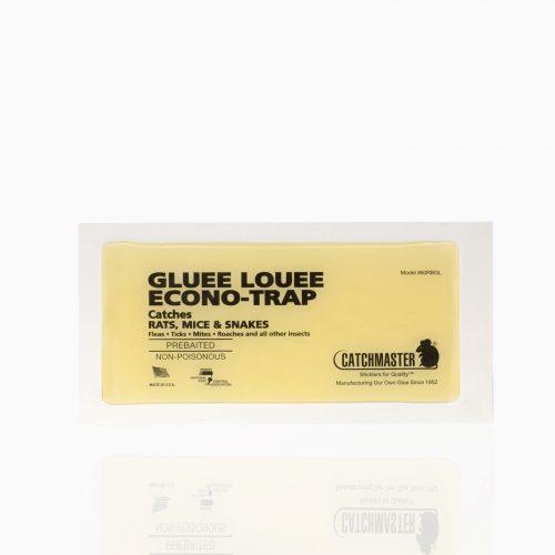 60RBGL-CATCHMASTER Χάρτινη παγίδα με κόλλα για αρουραίους και ποντίκια. Με ελκυστική οσμή φυστικοβούτυρου για μεγαλύτερη αποτελεσματικότητα.