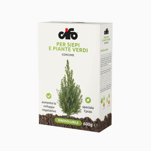 Υδατοδιαλυτό λίπασμα για φράκτες και πράσινα φυτά